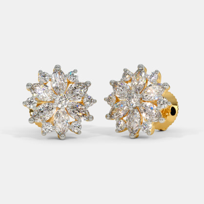 The Brenta Stud Earrings
