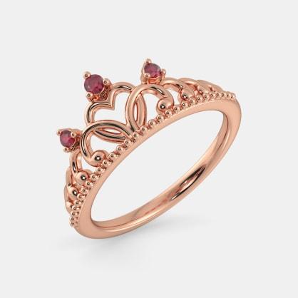 The Jorja Crown Ring