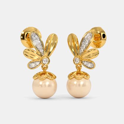 The Puspita Drop Earrings