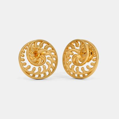 The Cloister Stud Earrings