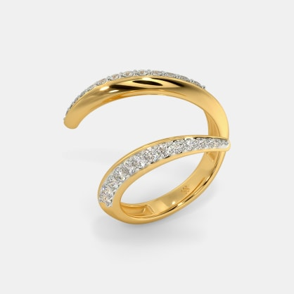 The Inara Top Open Ring
