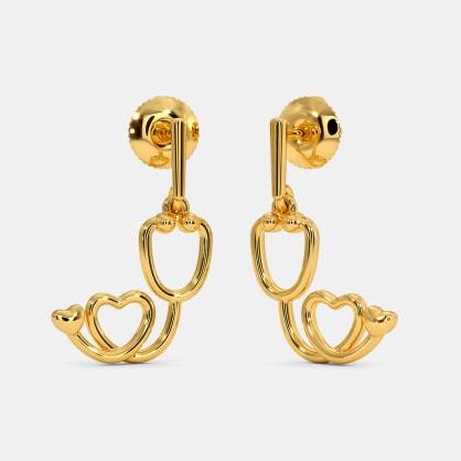 The Apollo Drop Earrings
