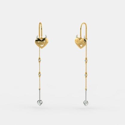 The Love Crazy Sui Dhaga Earrings