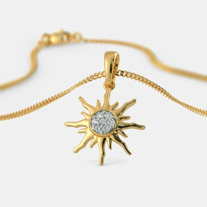 The Glorious Sun Pendant