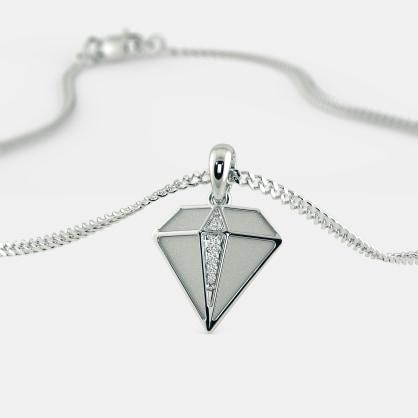 The Diamond Pendant