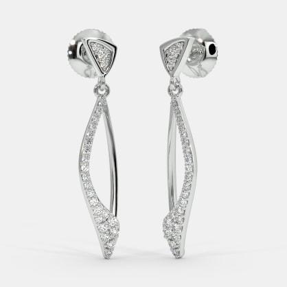 The Charlotta Drop Earrings