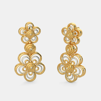 The Halle Earrings
