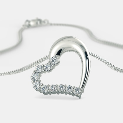 The Adil Heart Pendant
