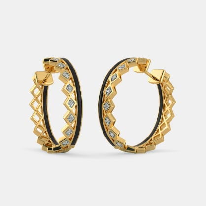 The Harmonize Hoop Earrings