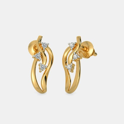 The Candra Stud Earrings