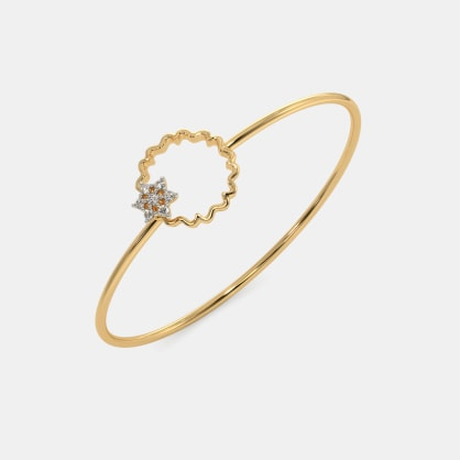 The Miquella Toggle Bangle