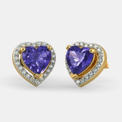 The Samorn Stud Earrings