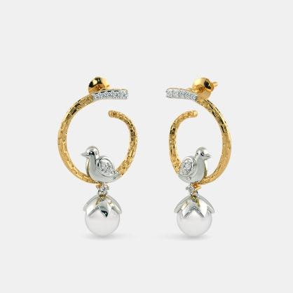 The Roxana Hoop Earrings