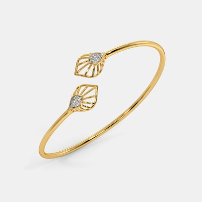 The Everly Twister Bangle