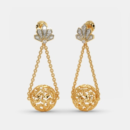 The Rosalleen Drop Earrings
