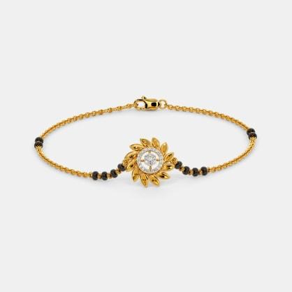 The Nareh Mangalsutra Bracelet