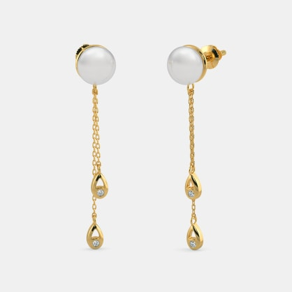 The Seleste Drop Earrings