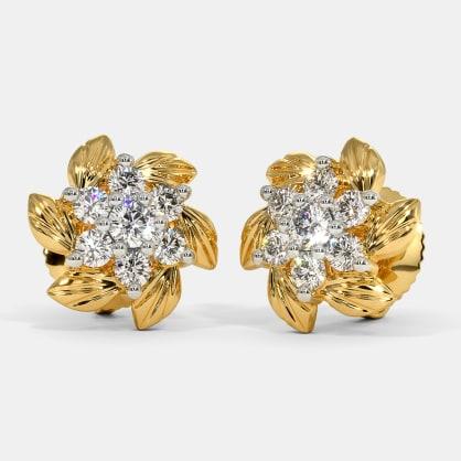 The Allecra Stud Earrings
