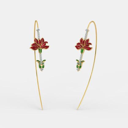 The Esteri Wire Earrings
