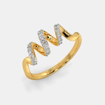 The Rhythmic Ribbon Ring