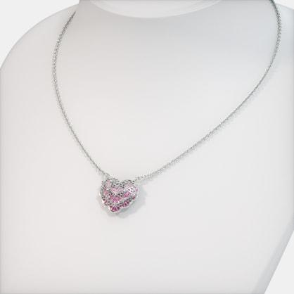 The Woven Forever Necklace