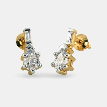 The Joyful Princess Earrings Mount