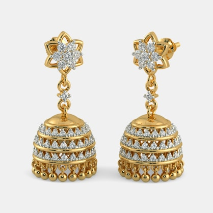 The Almas Jhumka