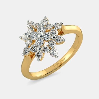 The Floral Elegance Ring