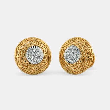 The Fedra Stud Earrings
