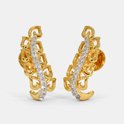 The Lopa J Hoop Earrings