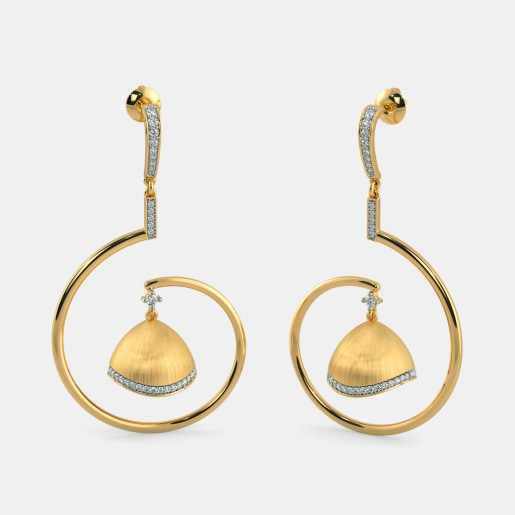 The Dazzle Drop Earrings