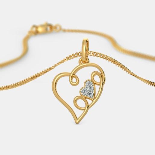 The Loving Heart Pendant