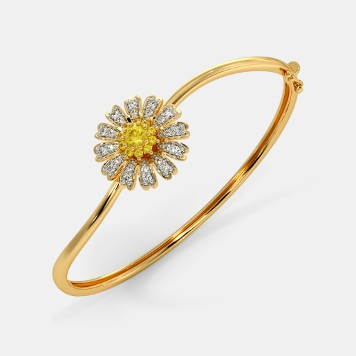 The Nazaire Oval Bangle