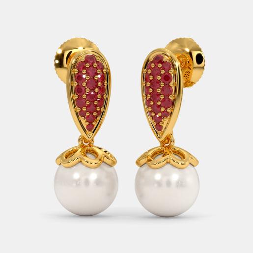 The Citran Drop Earrings