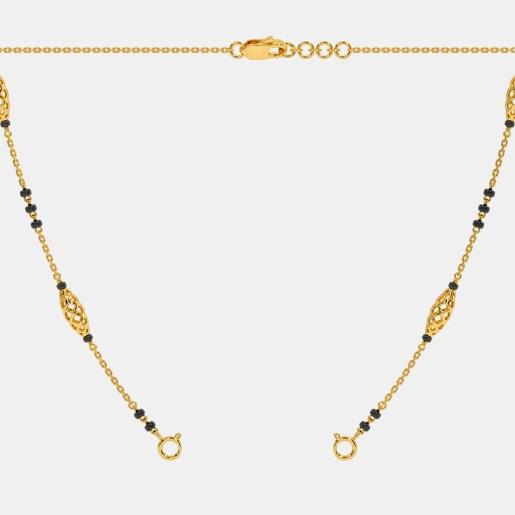 The Vatika Mangalsutra Open Chain