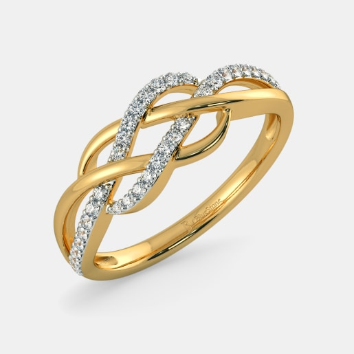 c7f4230b86 Diamond Rings - Buy 1450+ Diamond Ring Designs Online in India 2019 ...