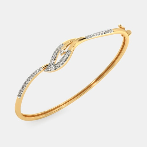 The Idoya Oval Bangle