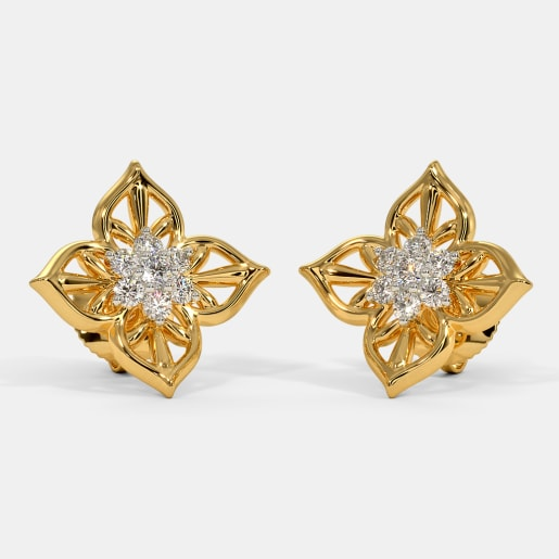 The Harleen Stud Earrings