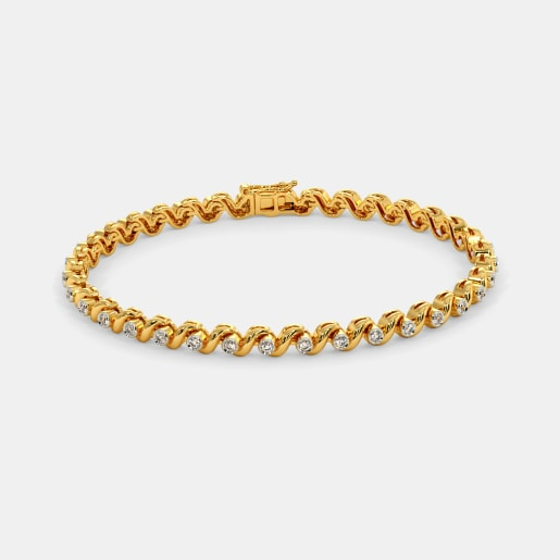 The Biju Tennis Bracelet