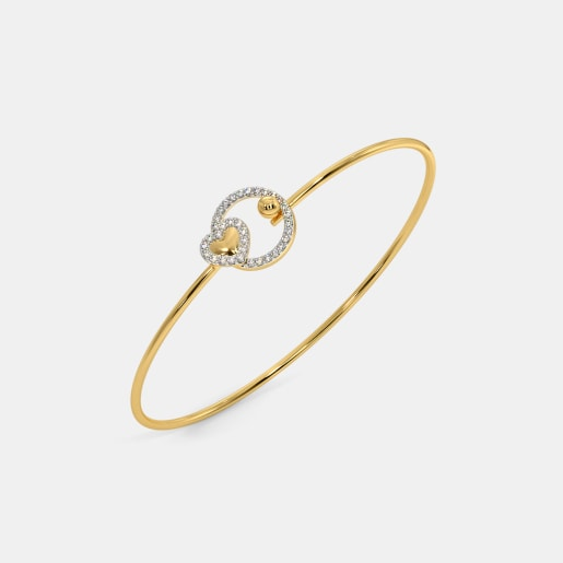 The Felicia Toggle Bangle