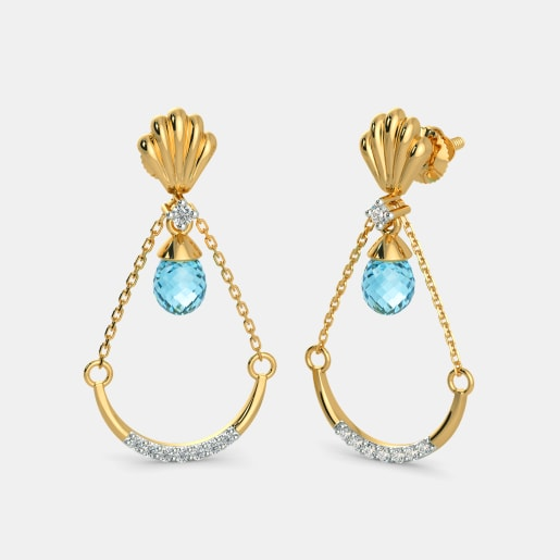 4822dc7c8 Buy 100+ Topaz Jewellery Designs Online in India 2019 | BlueStone.com