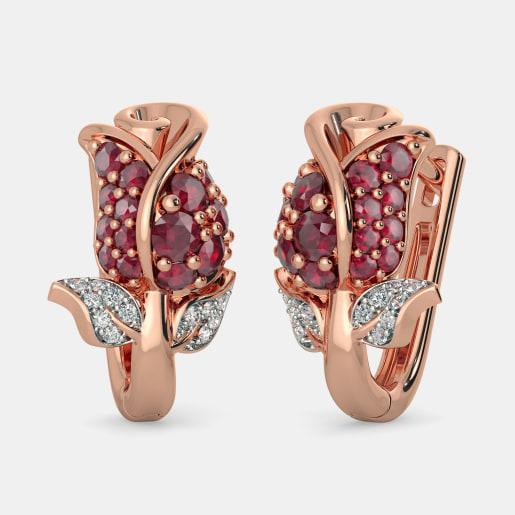 The Aleena Huggie Earrings
