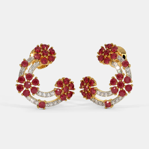 The Aashiya Stud Earrings