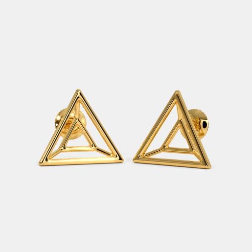 The Inari Stud Earrings