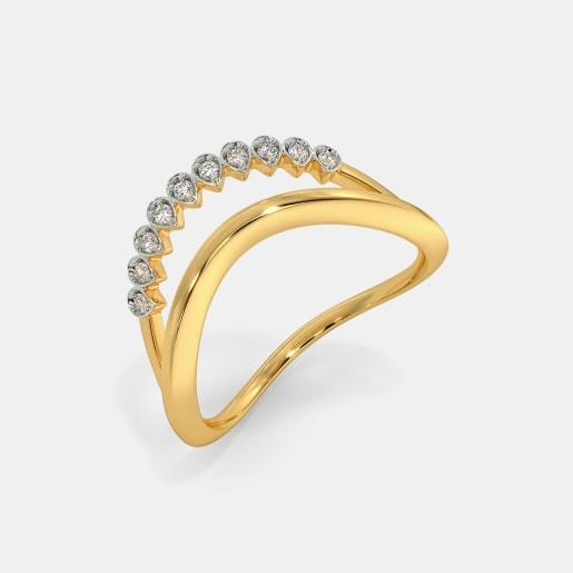 The Amilia Thumb Ring