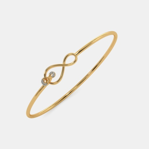 The Abigail Toggle Bangle