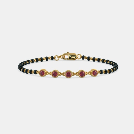 49807c4b0bc45 Bracelets - Buy 150+ Bracelet Designs Online in India 2019 ...