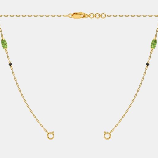 The Unaisa Mangalsutra Open Chain