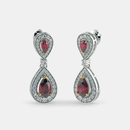The Ati Sundari Drop Earrings