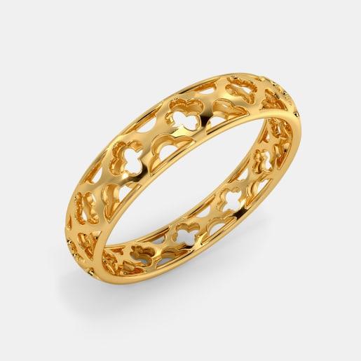 The Azure Thumb Ring